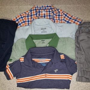 Bundle of boy's clothes size 3T